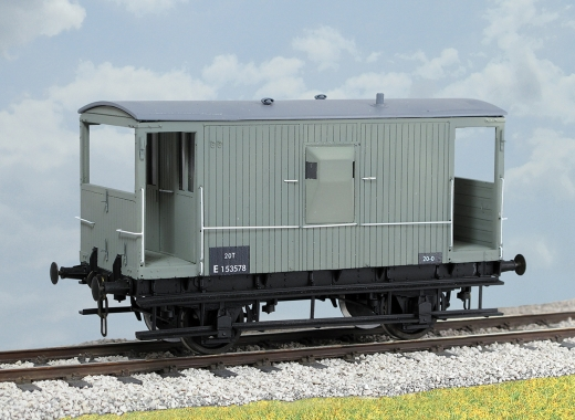 parkside-models-ps113-lner-20-ton-goods-brake-van-toad-e-o-gauge