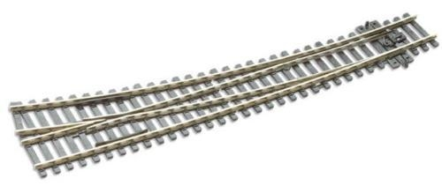 peco-sl86-curved-double-radius-right-hand-point-insulfrog-code-100-rail-oo-gauge