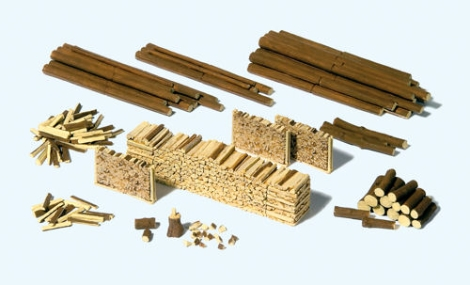 preiser-17609-various-woodstacks-kit-ho-gauge
