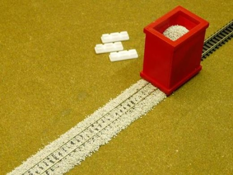 proses-bsn01-ballast-spreader-n-gauge-spread-ballast-the-easy-way
