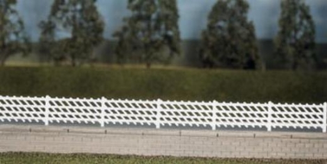 ratio-426-lms-mr-station-fencing-white-oo-gauge