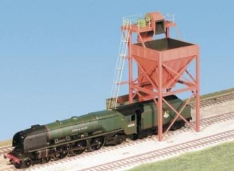 ratio-547-coaling-tower-plastic-kit-oo-gauge