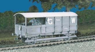 ratio-569-gwr-20-ton-toad-brake-van-mw-plastic-kit-oo-gauge