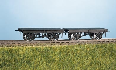 ratio-570-9ft-wheelbase-lnwrlms-wagon-underframe-pk2-plastic-kit-oo-gauge