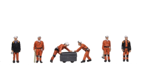 scenecraft-379313-coal-miners-1960s-1970s-pk6-figures-n-gauge