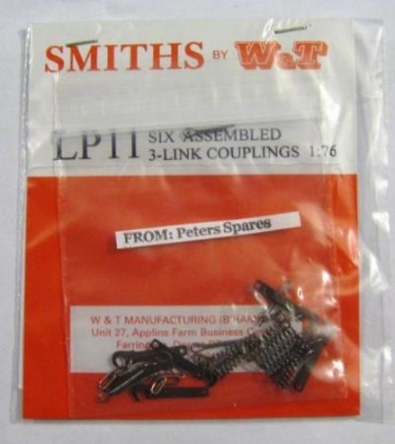 New. Assembled Smiths LP6 Instanter Couplings 00 x 8