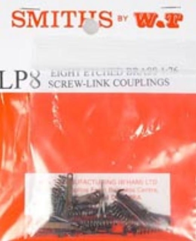 smiths-lp8-couplings-eight-etched-brass-screw-link-couplings-kit-form