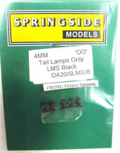 springside-spda205lmsb-lms-tail-lamps-black-pk5-oo-gauge