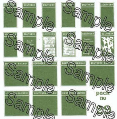 tiny-signs-tsoo29-southern-poster-boards-oo-gauge