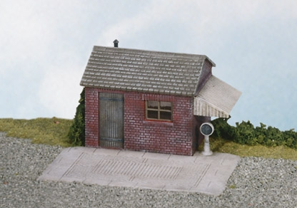 wills-ss16-weighbridge-hut-plastic-kit-plastic-kit-oo-gauge
