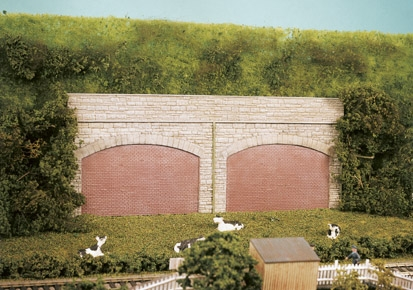 wills-ss69-stone-type-retaining-arches-pk4-plastic-kit-oo-gauge